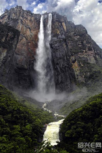 天使瀑布:安赫尔瀑布在什么地方?
