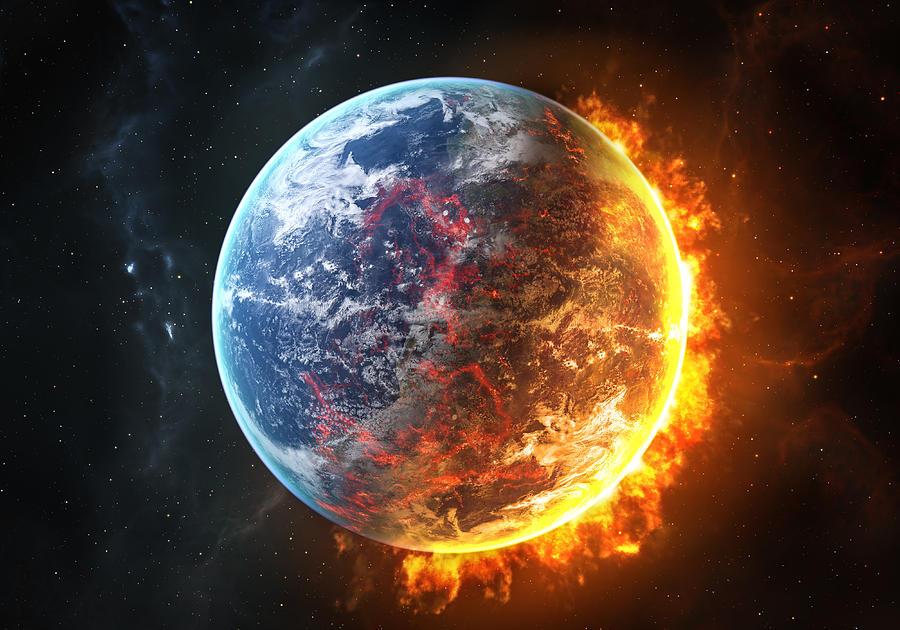 地球资源非常丰富,为什么科学家一直要探索太空?