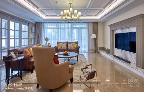 现代家装客厅有哪些值得注意的设计细节