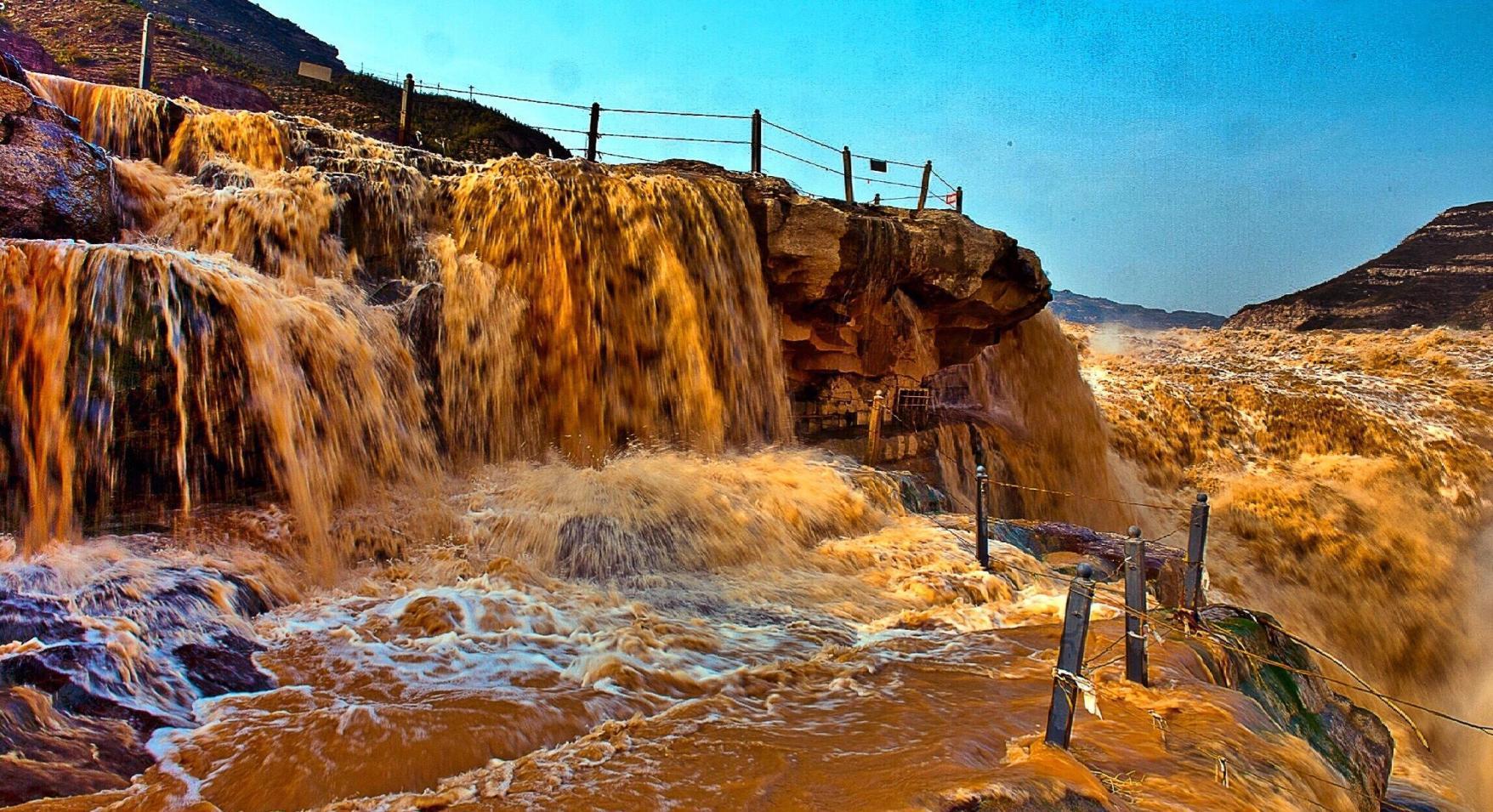 """黄河水变清对中国利大还是弊大,""""圣人出黄河清""""是真的吗?"""