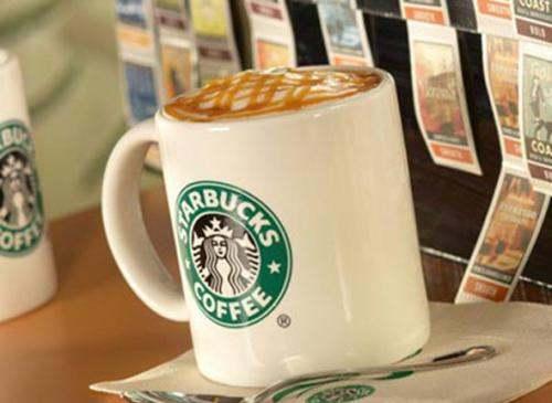 星巴克的一杯普通咖啡要多少钱?