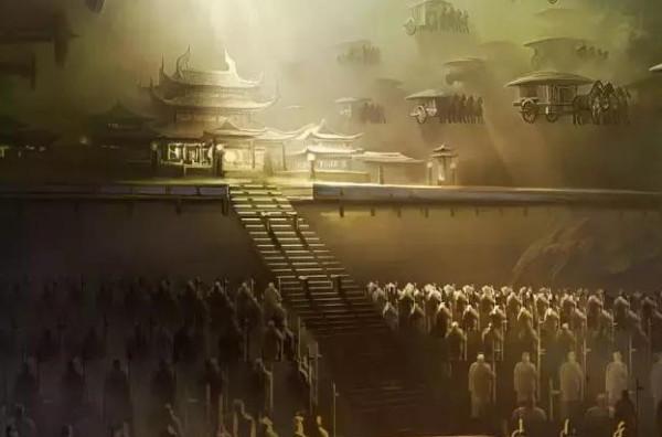 秦始皇陵五大机关,水银不可怕,最后一种才吓人,最后一种是什么?