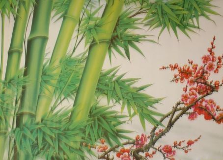 丛竹诗词,关于竹子的诗句