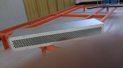 工厂流水线uvled固化机背景墙uv光固化淋涂设备木纤板光油灯