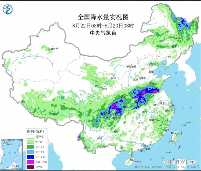 河南又出现暴雨,暴雨带来的水会泄往哪里,会引起下游受灾吗?