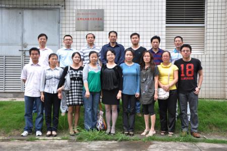 漳州科技职业学院的教师风采
