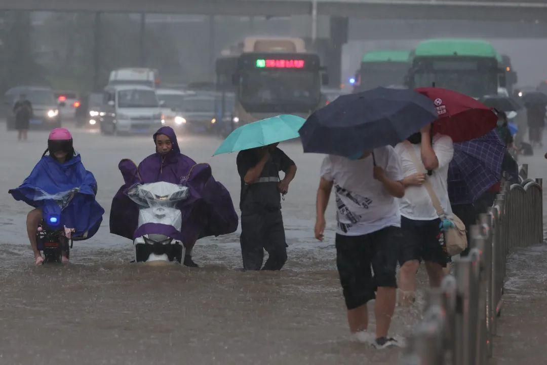 北方暴雨将成常态?2020年一项研究表明:中国降水线大幅北移