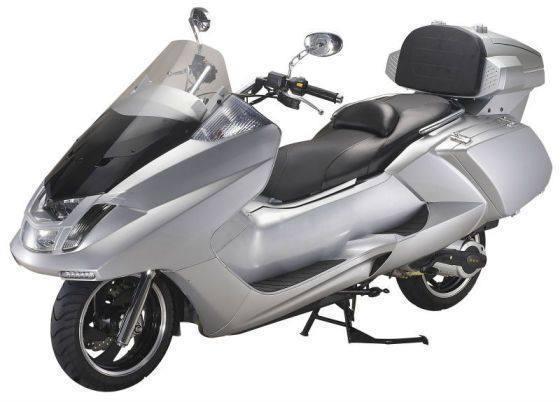 踏板摩托车和跨骑摩托车都有哪些优缺点?