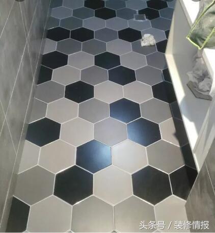 瓷砖美缝到底如何搭配才好看?