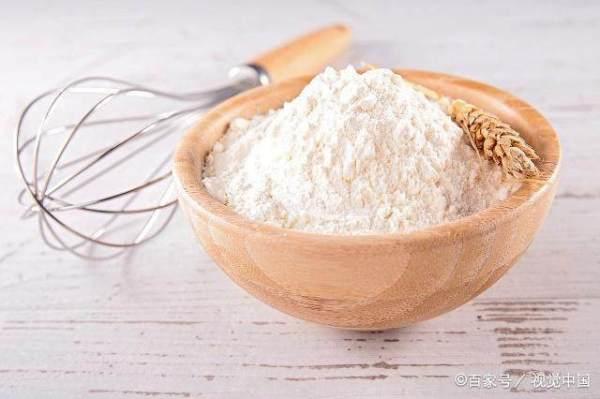 高筋面粉、中筋面粉与低筋面粉到底该如何运用?
