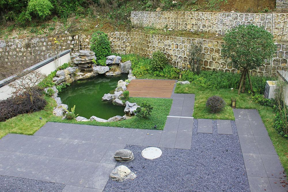武汉花园设计有哪些注意事项_如何做好别墅花园设计