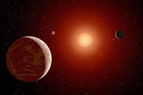 「人类能登录比邻星吗」人类未来可能到比邻星那样的地方居住吗