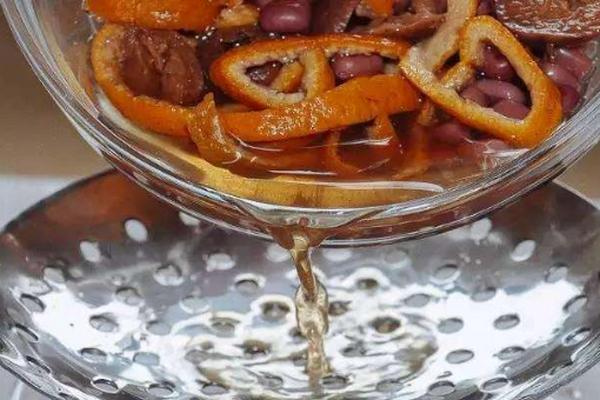 陈皮茶的功效与作用:陈皮煮水有什么作用