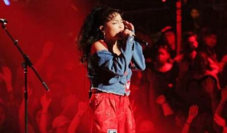 《中国有嘻哈》四强为什么没有VAVA?