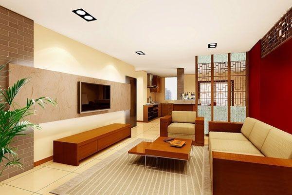 客厅是全家人活动的中心,那么在灯具的选择上,如何才能更适合家居装修?
