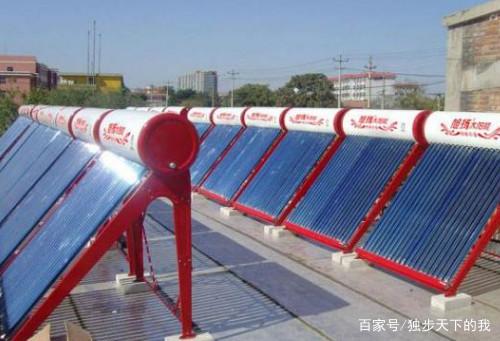为什么现在用太阳能热水器的人越来越少?
