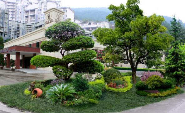 绿化工程包括哪些项目?