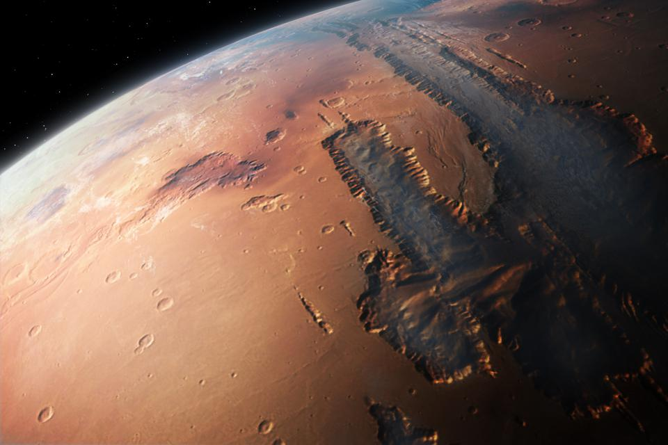"""人类有可能改造火星,让火星成为""""第二地球""""吗?"""