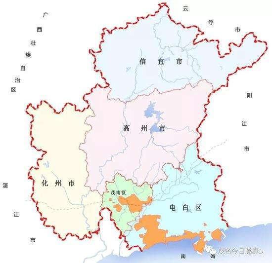 茂名市区人口有多少_电白水东湾红树林湿地被评为 广东十佳观鸟胜地