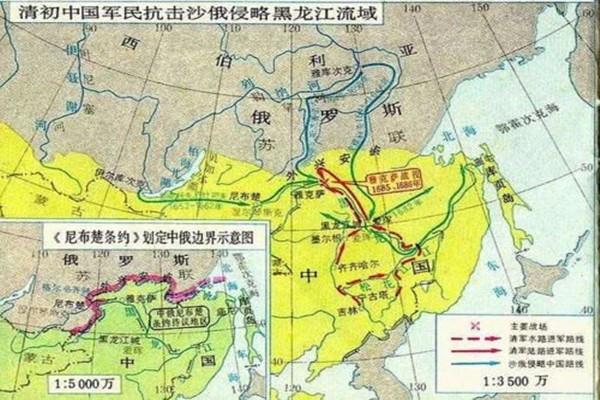 清朝和沙俄,是如何瓜分蒙古帝国的?