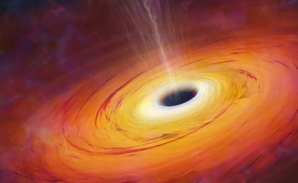 「地球上存在黑洞吗」地球上有黑洞吗