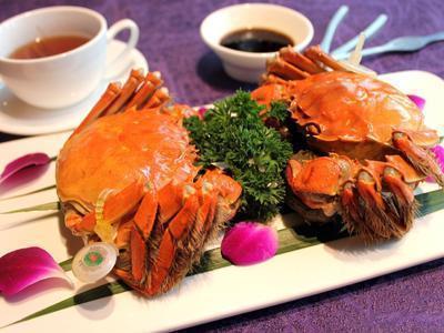 大闸蟹美味好吃 但是怎么蒸呢?