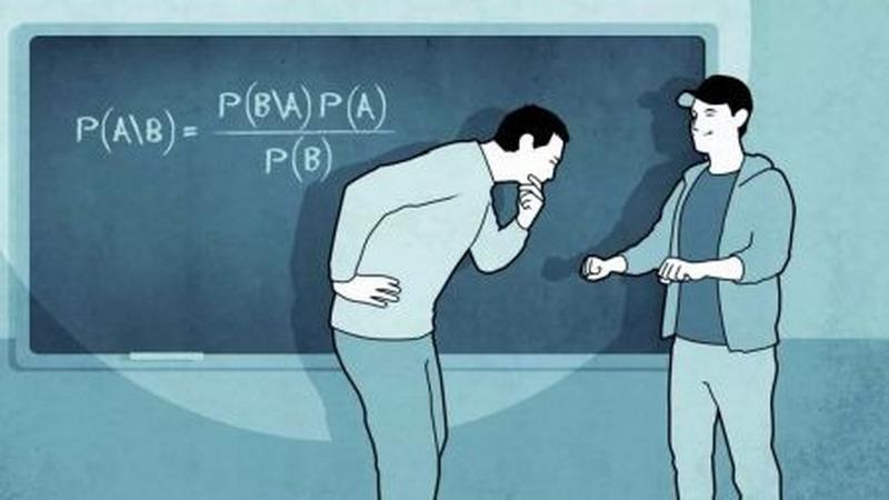 """能讓生活變得更美好的""""貝葉斯定理""""是什么?的頭圖"""