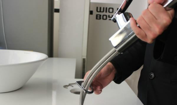 冷热水龙头接热水器的安装方法是怎样的?