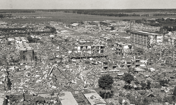 「新中国灾难事件排行榜」新中国成立后发生的主要灾难?