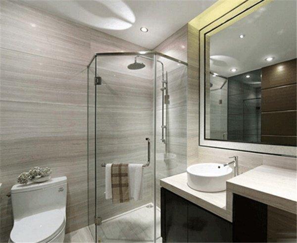 卫生间干湿分离怎么设计既合理又漂亮?