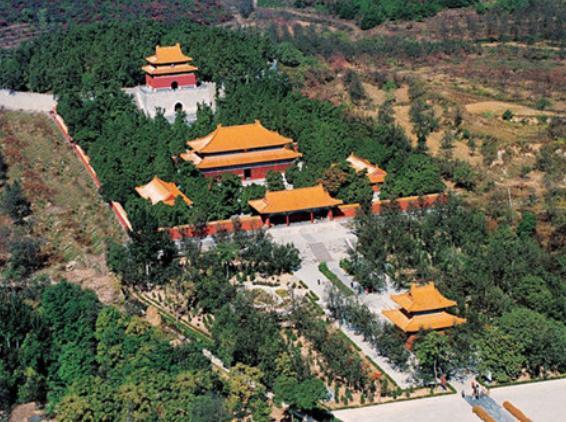 明朝明明有16位皇帝,皇陵为何叫明十三陵,其余三位皇陵在哪?