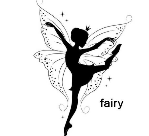 feary:fairy当女生名字讲的时候怎么翻译