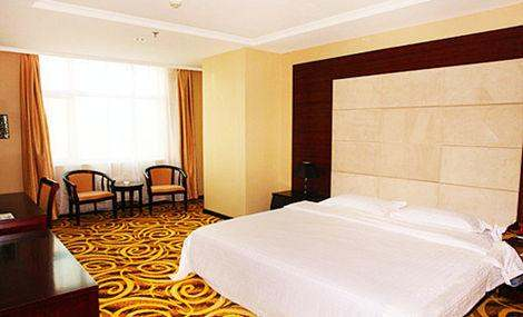 开一个大酒店需要多少钱?