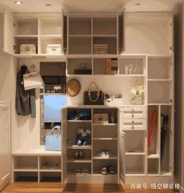 同样是鞋柜,为什么人家的就高档?