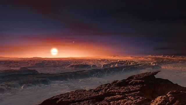 为什么比邻星不太可能有生命,现在天文学家找到证据了!