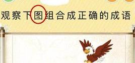 鹰字猜成语_看图猜成语
