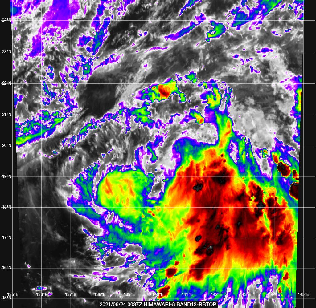 跨月大范围雨水酝酿,大暴雨不少!5号台风或影响我国?