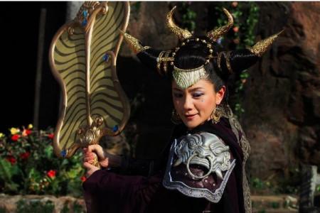 作为红孩儿的母亲,儿子抓回了唐僧,为何只请牛魔王却不请她?