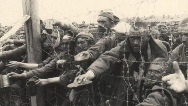二战中被德军俘虏的苏军有多少图片