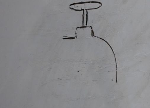 关于水龙头的简笔画