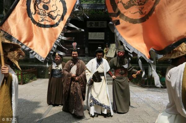 中老年人看三国,为什么觉得刘备最厉害?
