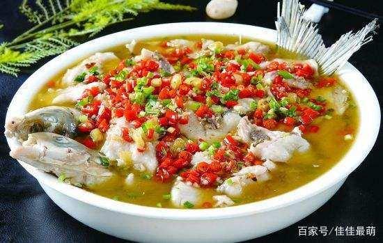 水煮鱼,这样做出来最好吃,你是怎么做的?