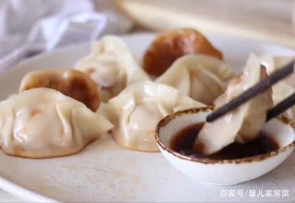 为什么馆子里的饺子馅那么香?