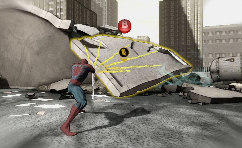 有什么关于蜘蛛侠的单机游戏