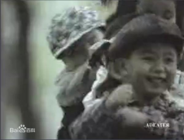 「93年广九铁路广告事件真相」香港93年广九铁路广告事件是真的么
