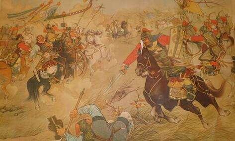 中国古代十大著名战役