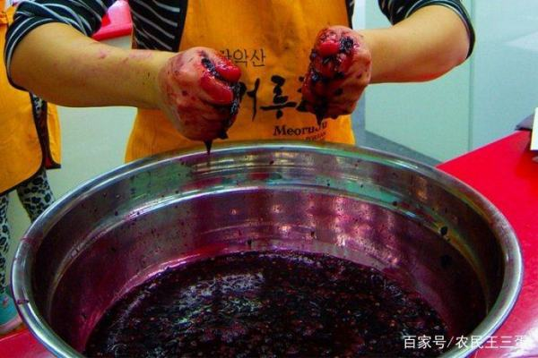 农村自酿葡萄酒那么好喝是怎么做到的?