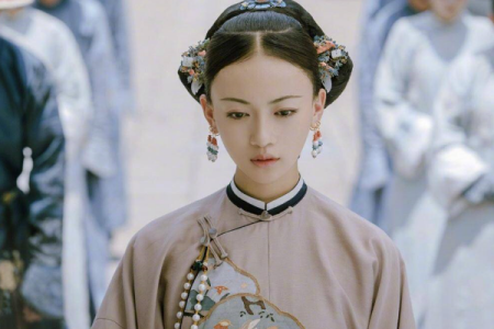 历史上的魏璎珞,为何死后尸身百年不腐,难道是乾隆下的毒手?