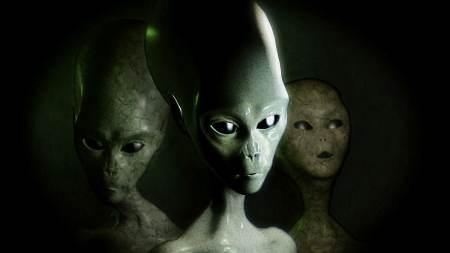科学家揭秘外星人的真实长相!以色列高官称:特朗普曾差点说漏嘴