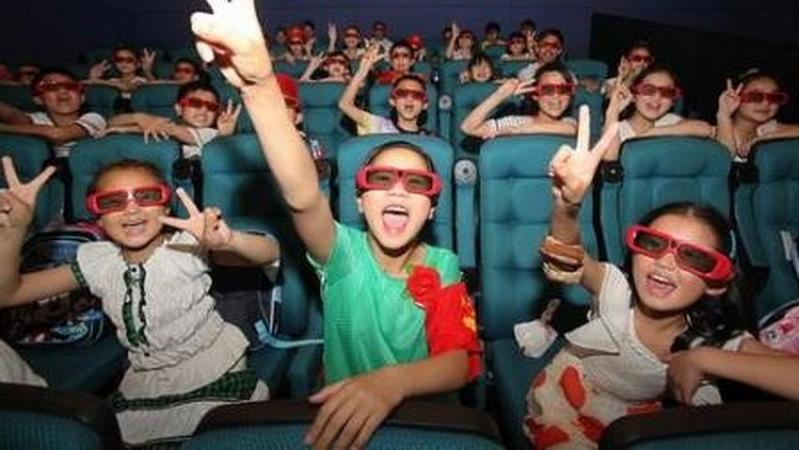 3D電影栩栩如生真刺激 可是真的適合孩子看嗎?